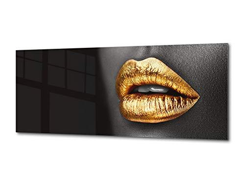 Concept Crystal Immagini artistiche Stampate su Vetro - Quadro con Stampa su Vetro - Disponibile in 5 Diverse Misure: Serie Varie NART05