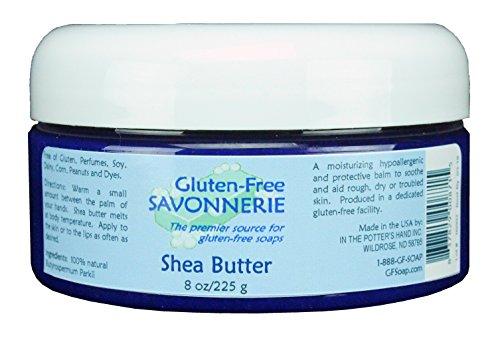 Gluten-Free Savonnerie Shea Butter 8 oz