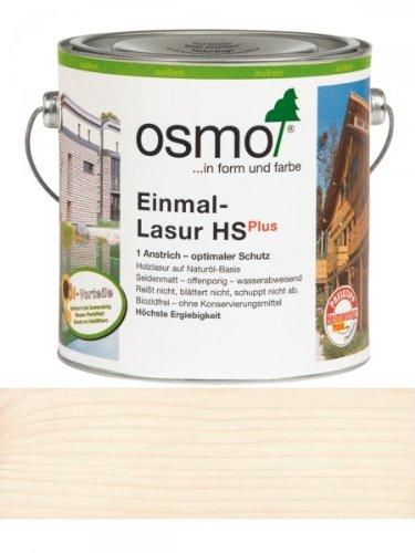 OSMO Einmal-Lasur HS Plus 2,5 Liter...