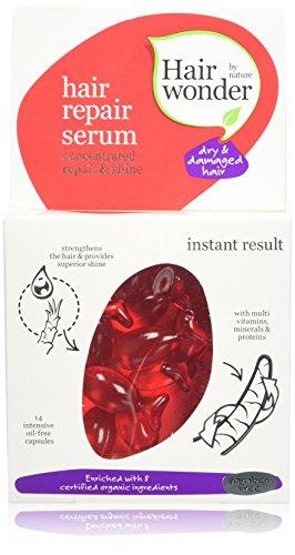 Hennaplus - 11102 Hairwonder - Capsules de sérum - 14 capsules