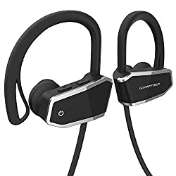 70%OFF GDHAPPYBUY IPX7 Waterproof and Sweatproof Wireless Bluetooth Headphones Headset Earbuds for Sport – Hi-Fi Sound,Superb Bass and 8-10 Hrs Playing Time