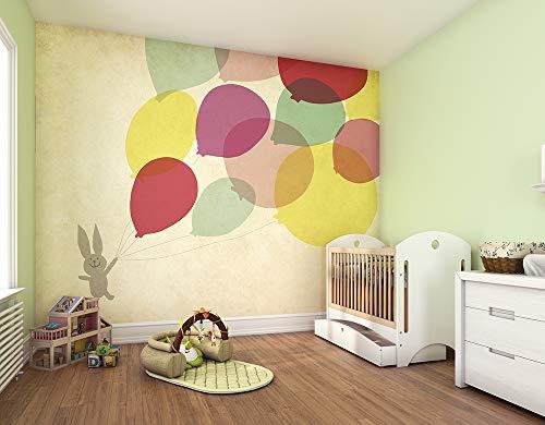 ohpopsi Ballon leuke muur muurschildering XL