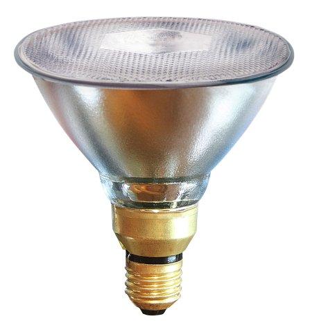 Kerbl 22252 Infrarotlampe Hartglas, 250 W, klar