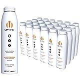 UPTIME – Premium Energy Drink, Blood Orange - Sugar Free, 12oz Bottles, (Case of 24), Better for You, Natural Caffeine, Sparkling