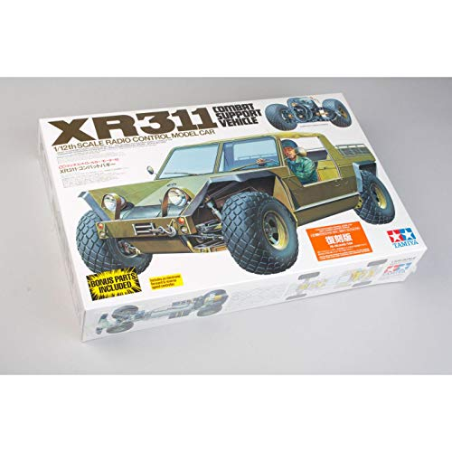 TAMIYA 300058004 - 1:12 RC XR311 Combat Support Vehicle*