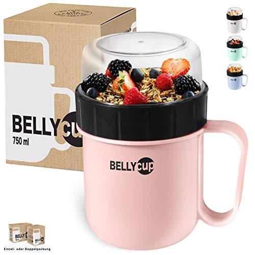 Müslibecher To Go von Belly Cup