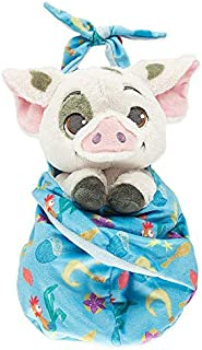 Disney Baby Pua Pig from Moana in a Pouch Blanket Plush Doll