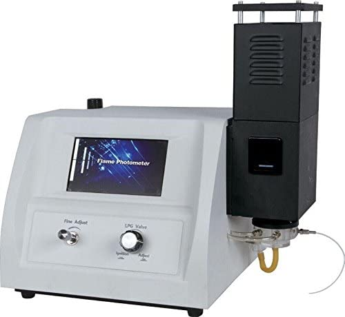 OFFer Challenge the lowest price of Japan ☆ YUCHENGTECH FP640 Flame Photometer Photometry Flamephotometer Fl