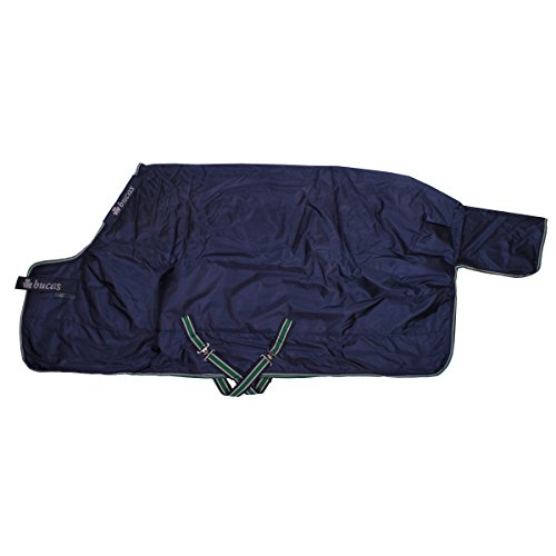 Bucas Smartex Medium 150 g Turnout Rug 5ft9 Blue