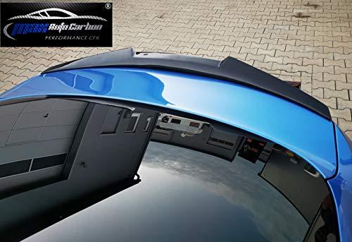MAX CARBON 100% echt Karbon Abrisskannte Heckspoiler passend für E92 M3 335i 330i 328i 325i 320i 318i 335d 330d 325d Coupe Racing LOOK