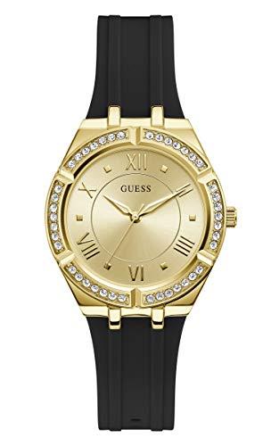 clasificación y comparación Reloj Mujer GW0034L1 – Dorado y Negro con Lentejuelas para casa