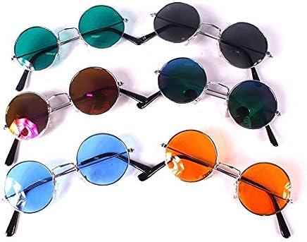 42501a602 Kit Com 10 Óculos John Lennon Luxo Sortidos
