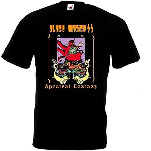 Black Magick SS Specrtal Ecstasy - Camiseta (talla S-5XL), color negro negro L