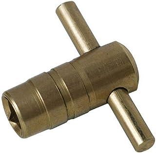 Silverline 282448 - Llave para radiador (Una pieza