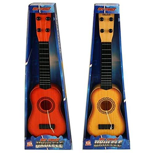 Beginners Ukulele Uke Soprano Musical Instrument Guitar 4 String For Kids...