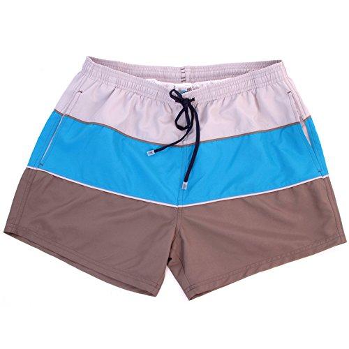 BARCO TEKSTIL Herren Sportswear Swimshort, L.Grey, M, 341544