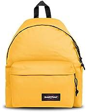 Eastpak Padded Pak'r Zaino, 40 cm, 24 L, Giallo (Sunset Yellow)