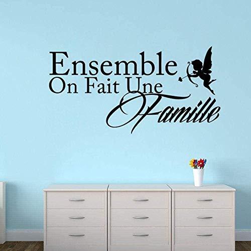 Vinyl Wall Sticker Decal Art Wallpaper Living Room Home Decoration 30x58cm