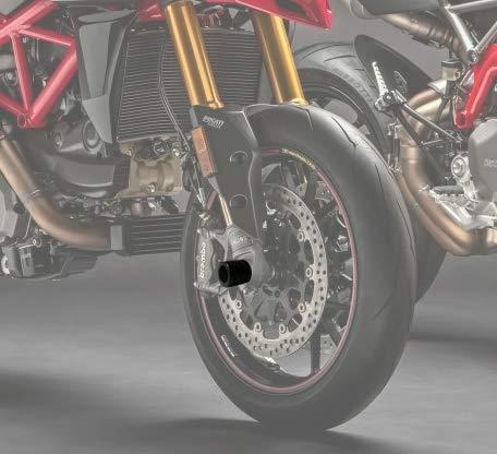 Vorderrad-Gabel sturzpad Ducati Hypermotard 821/939/950/SP '13-'20