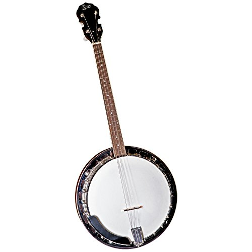 Saga RB-45T Tenor Resonador 4-String Banjo
