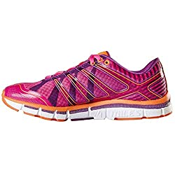 professional Salming Miles Women's Lace-up Running Shoes Pink / Purple 6.5 US