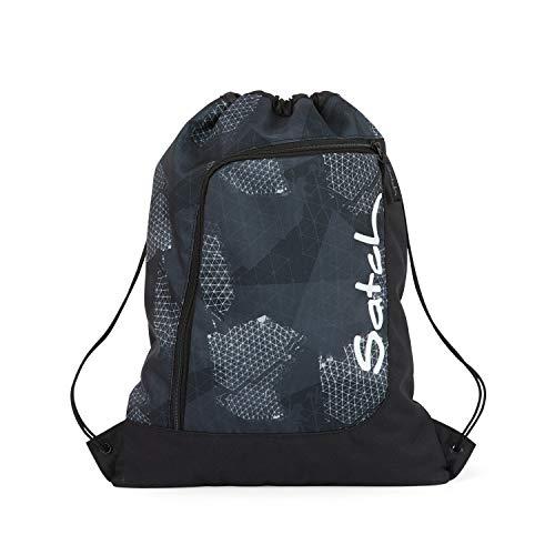 Satch Sportbeutel - 12l - Infra Grey - Grau