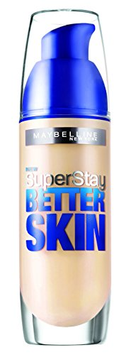 Maybelline SuperStay Better Skin Foundation make-up SPF 20 (010 Ivory) 30 ml (woman)