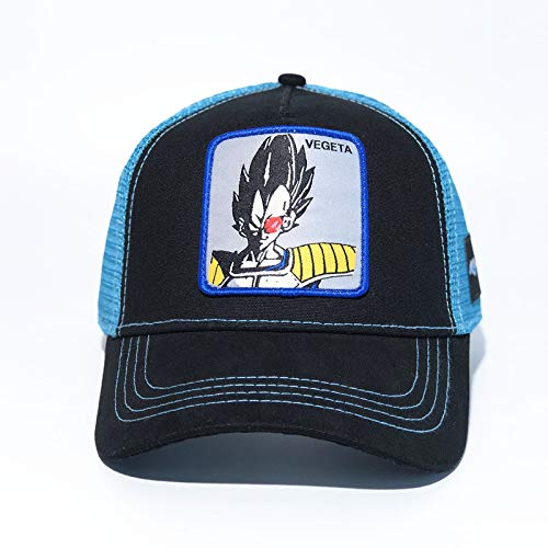 sdssup Sombrero Personaje de Dibujos Animados Gorra de béisbol Gorra de Red...