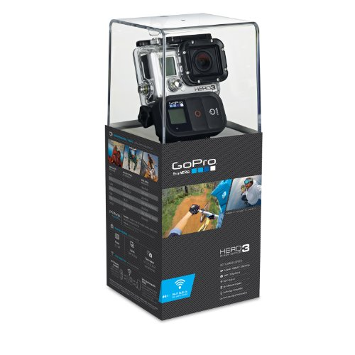 GoPro 3660-016 Hero3 Black Edition Outdoor Cover Kamera (12 megapixels) schwarz
