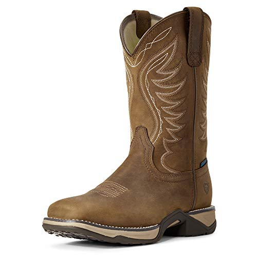 ARIAT Women's Anthem Waterproof Western Boot