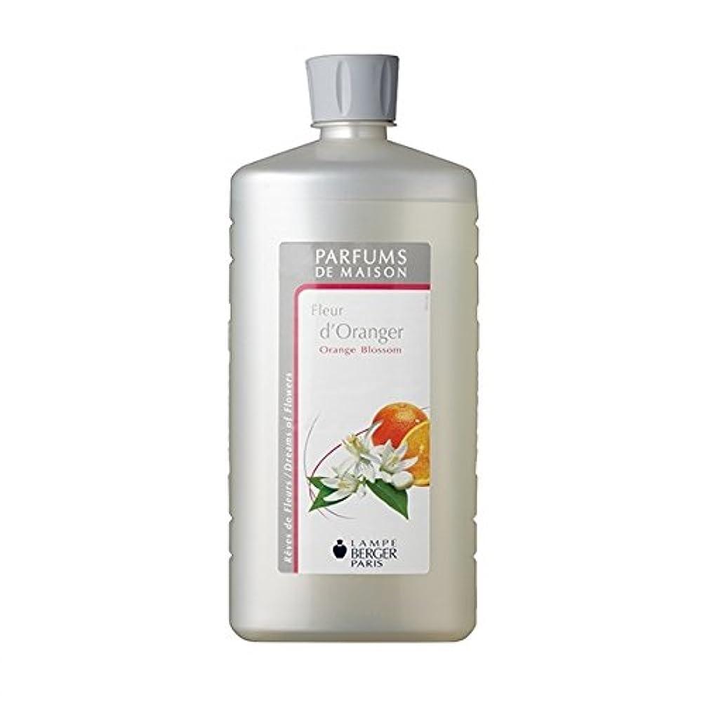 感じるライナー取り付けランプベルジェオイル(オレンジブロッサム)Fleur d'oranger / Orange Blossom