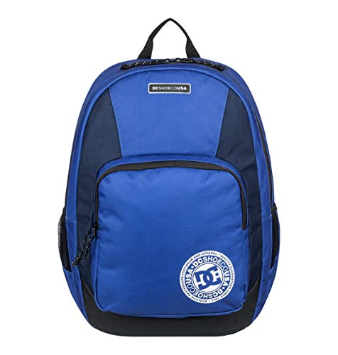 DC Shoes The Locker Backpack, Hombre, Nautical Blue, 1 Size