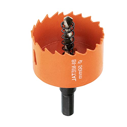 Meccion Sierras de Corona Perforadoras M42 Bi-Metal Adecuado para taladros eléctricos y...