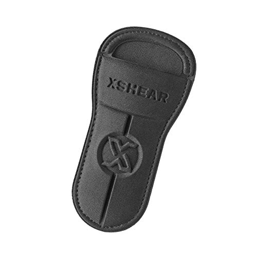 XShear Soft Holster for Trauma Shears, Soft and Comfortable for Nurses, EMTs, ER Techs