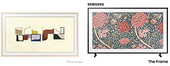 "$1327 » Samsung 49"" Frame TV Customizable Bezel Beige VG-SCFM49LP/ZA (2019) with 49-Inch QLED 4K LS03 Series Ultra HD Smart TV with HDR"