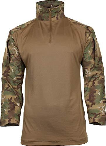 Mil-Tec Tactical Hemd Warrior arid Woodland Gr. XXL