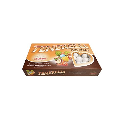 Confetti Crispo tenerelli colore bianco 1 kg