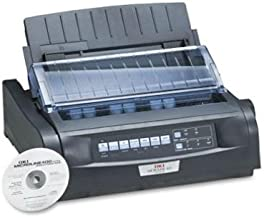$413 » Oki 91909701 MICROLINE 420 Dot Matrix Printer