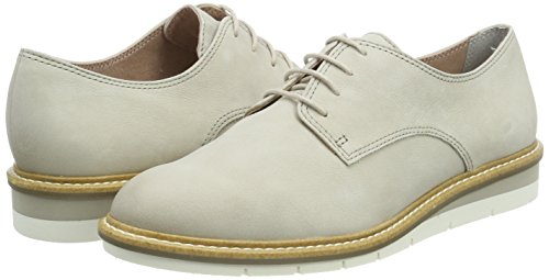 Tamaris Damen Oxfords, Beige (Ivory) - 5