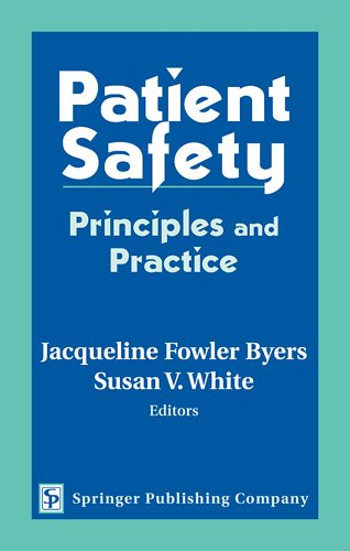 41Cd4xNKLrL - Patient Safety: Principles and Practice