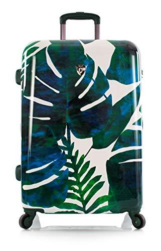Heys America Tropical Colors Fashion 26' Spinner Luggage With TSA Lock