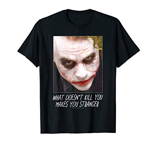 Batman Dark Knight Joker Stranger T-Shirt