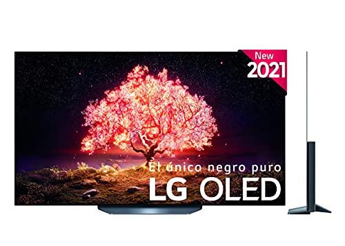 LG - Televisión LG 4K OLED B16LA 65' (164 cm), SmartTV webOS 6.0, Procesador Inteligente 4K α7 Gen4 con AI, Mejor TV para Gaming, Compatible con 100% de formatos HDR, HDR Dolby Vision, Dolby Atmos