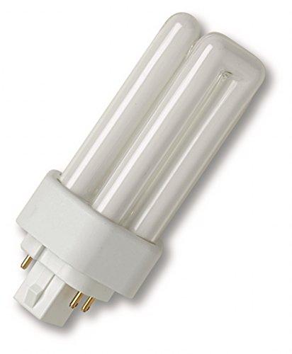 Osram Dulux T/E 18W/840 PLUS Lampada fluorescente compatta