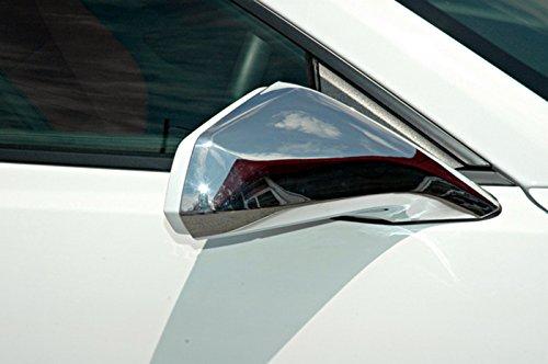 MaxMate Fits 10-13 Chevy Camaro Chrome Full Mirror Cover