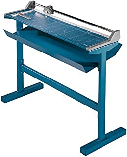 Dahle 696 Floor Stand For use with 556 Professional Rolling Trimmer, Quality German Engineering, Ensures Optimal Cutting Height and Leverage, All Steel Construction with Space-saving Design
