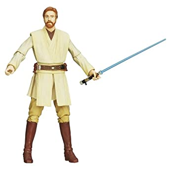Star Wars The Black Series Obi-Wan Kenobi Figure 6 Inches