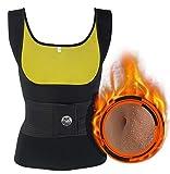 AFUT Damen Saunaanzüge Sweat Sauna Weste Corsage Korsett Bauchweg Waist Trainer abnehmen Hot Shaper...
