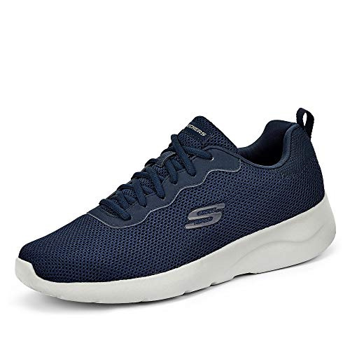 Skechers Męskie buty Dynamight 2.0-Rayhill Sneaker, niebieski - niebieski granatowy Nvy. - 43 EU