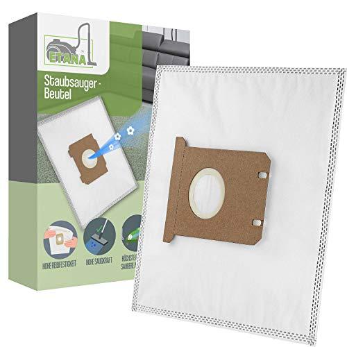 Etana 15 Stück Staubsauger-Beutel kompatibel mit AEG Electrolux Essensio AEO 5460 Parketto 2000W